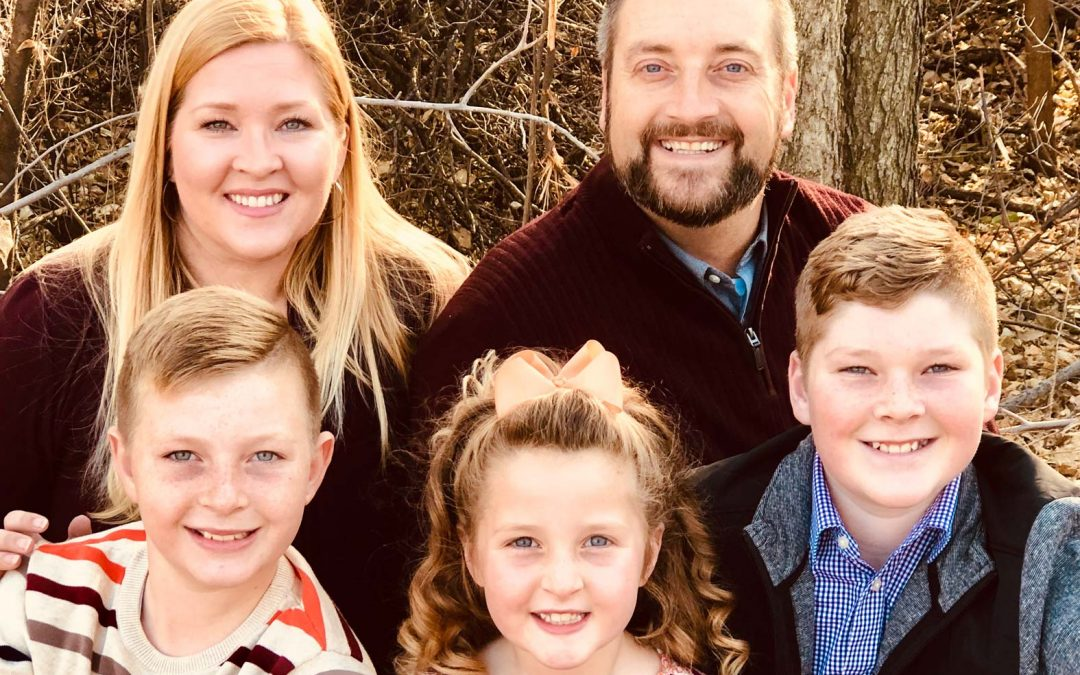 I AM LSL: We are the Fiddler family