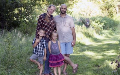 I AM LSL: We are the Shamburger family