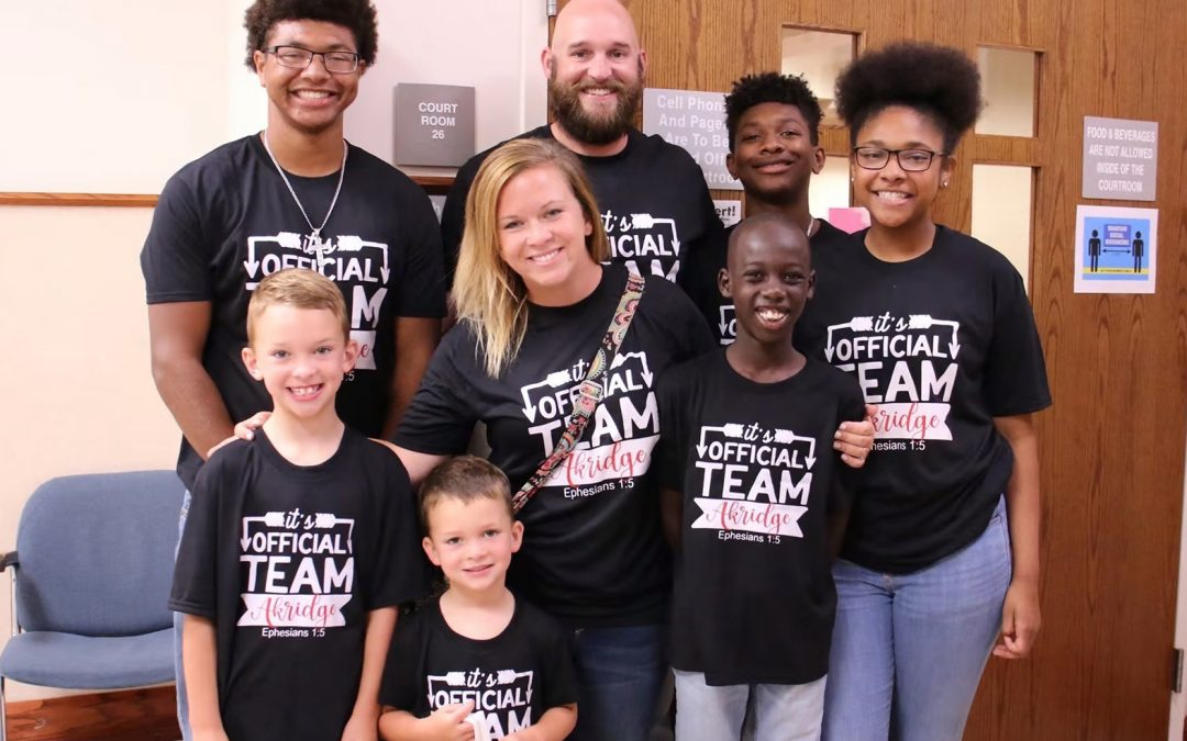 I AM LSL: We are the Akridge Family