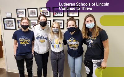 Lutheran Schools of Lincoln Continue to Thrive